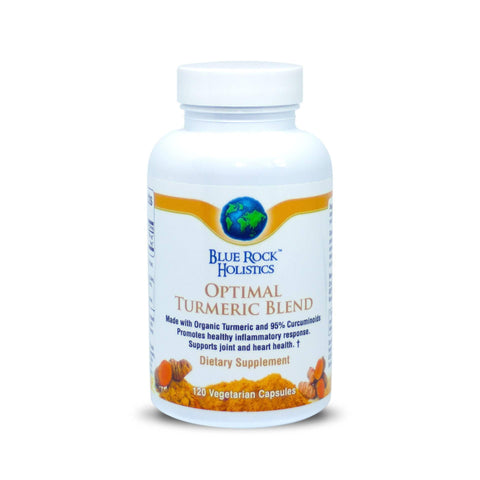 Optimal Turmeric Blend - Holistic Blends