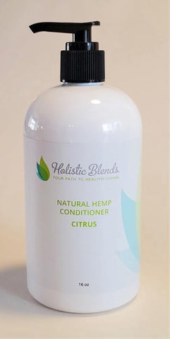 Hemp conditioner - Citrus
