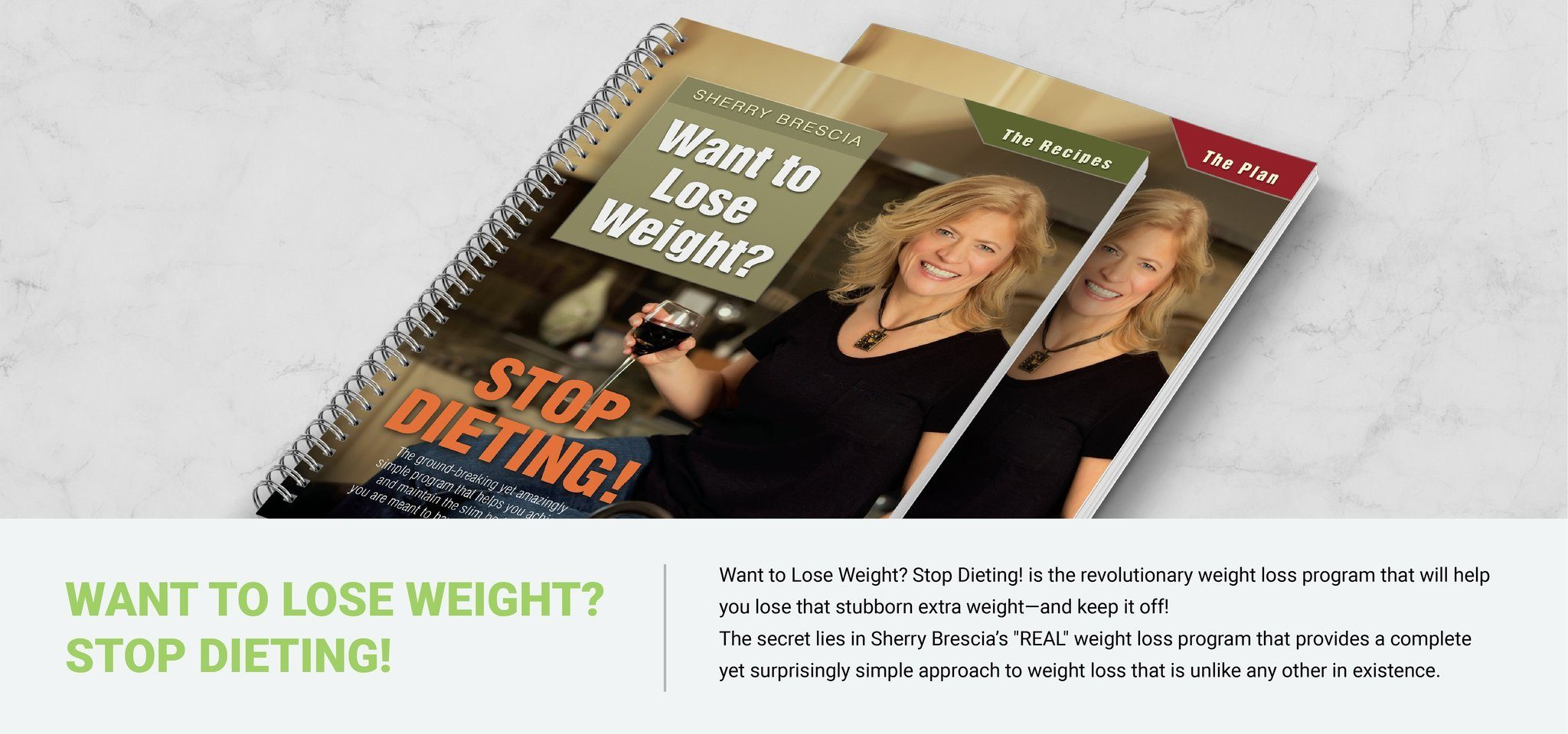 Want to lose weight? Stop Dieting!