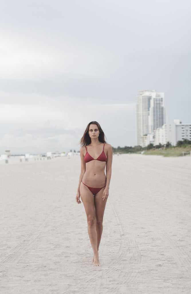 nora swimwear miami allie beckwith