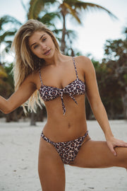 Cindy Top - Leopard