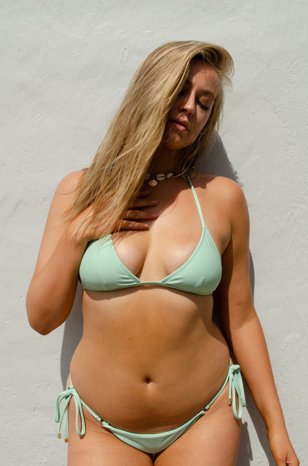 Drew Top - Seafoam Green