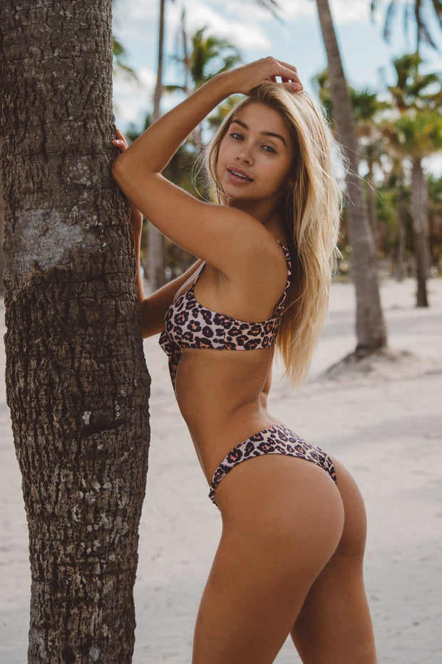Cindy Bottom - Leopard