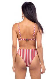 Andi Top - Sorrento Stripes