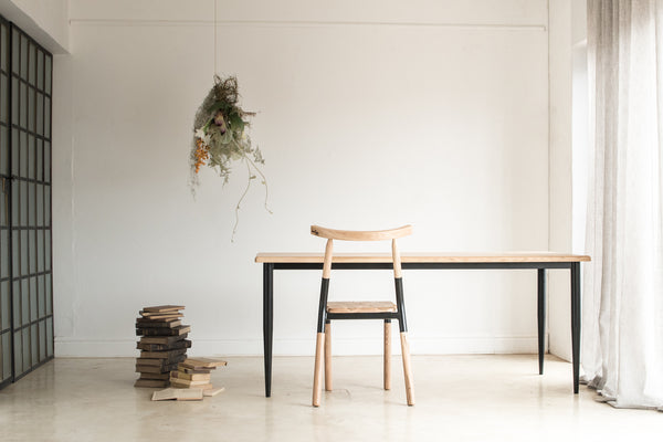 Get Cozy Around Our New Pareto Table This Fall