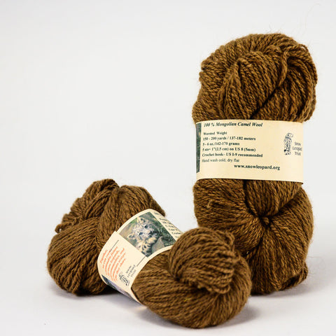 Camel Wool Yarn