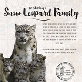 Snow Leopard Family Adoption