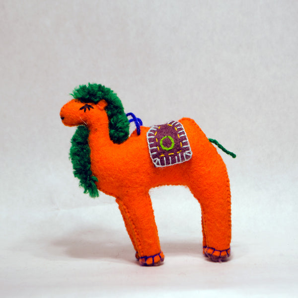 Kyrgyz Camel Ornament