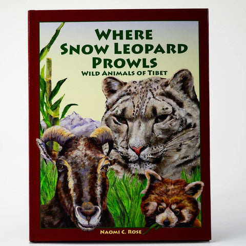 Where Snow Leopard Prowls