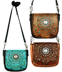 Crossbody Leather Collection