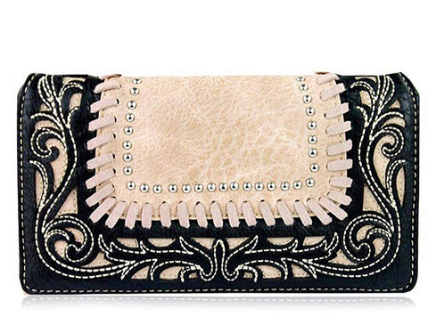 Montana West Secretary Style Wallet Collections