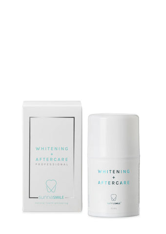 Whitening + Aftercare Gel