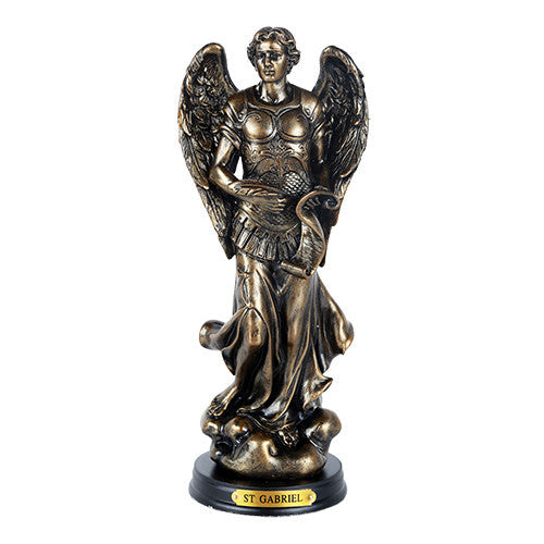 Archangel Gabriel Brass