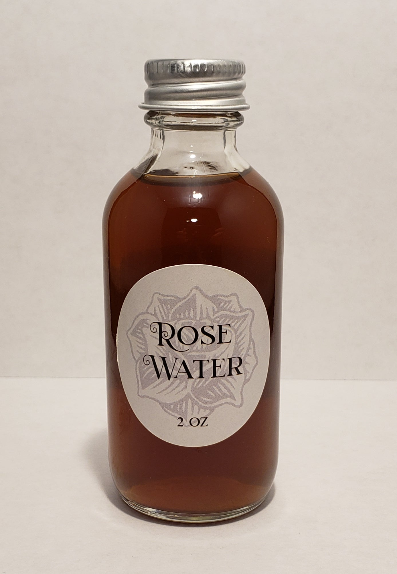 Rose Water 2oz.
