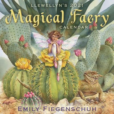 2021 Magical Faery Calendar