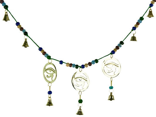 Eye of Horus Chime Bells
