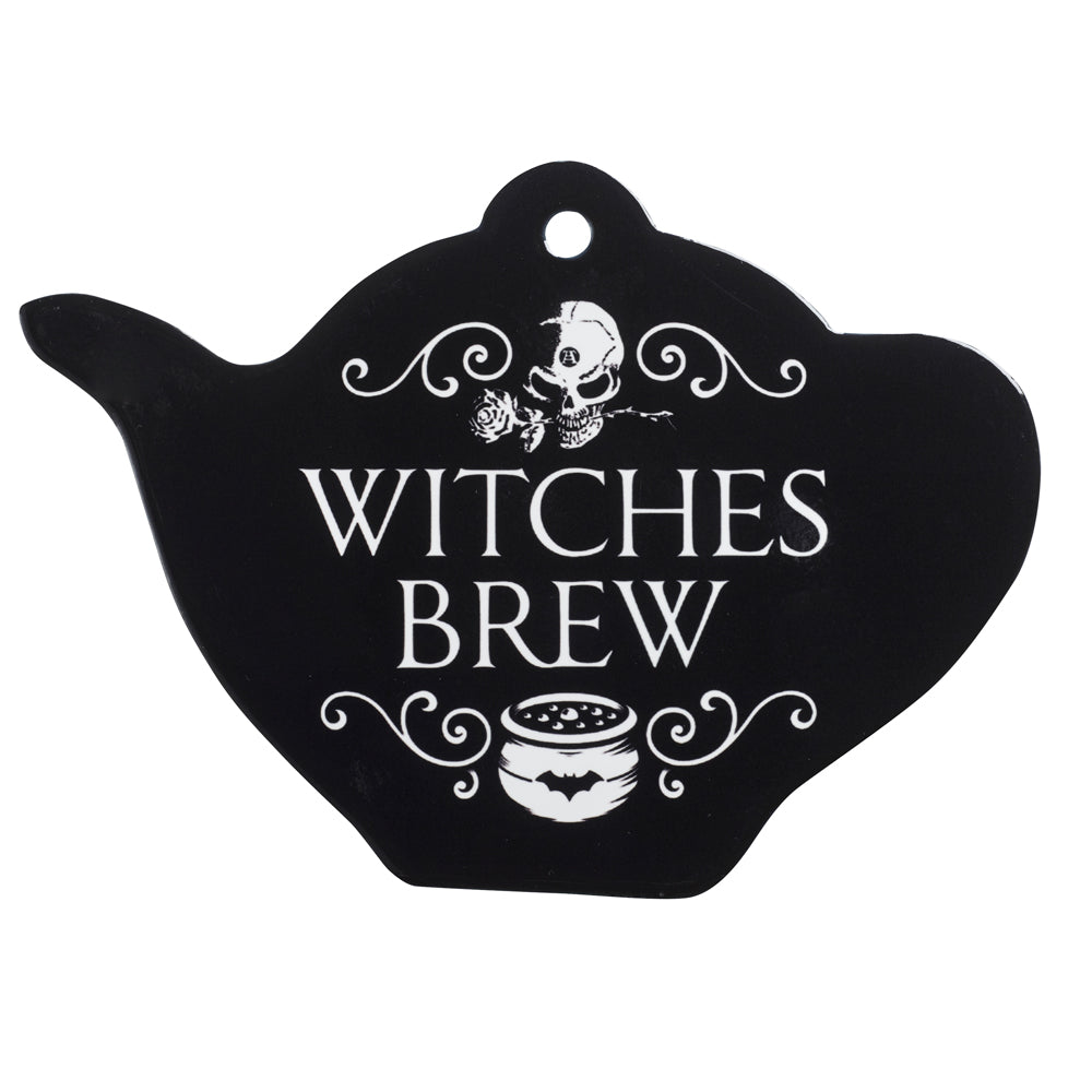 Witches Brew Trivet