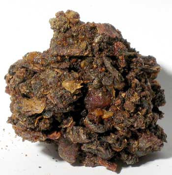 Myrrh Resin Incense 1oz.
