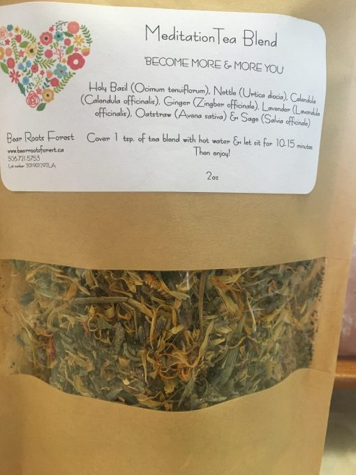 Meditation Blend Tea