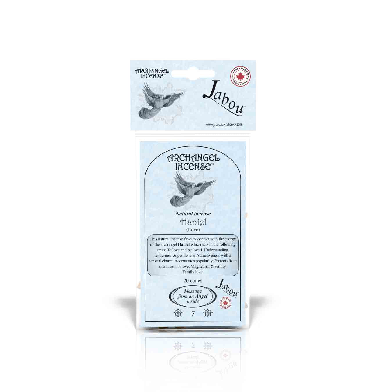 Archangel Haniel Incense (Love)