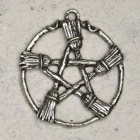 Witches Broom Pentacle