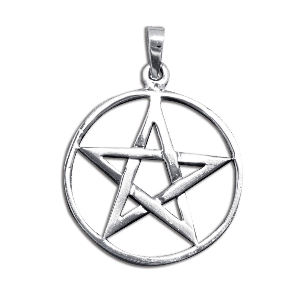 Pentacle Pendant (Medium)