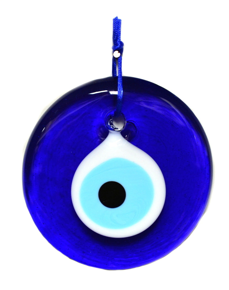 Evil Eye Glass 3.5""