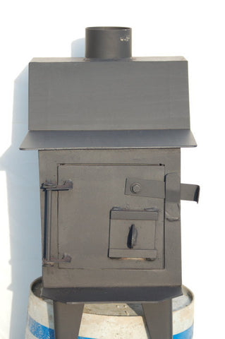 Ice Hut Wood Stove