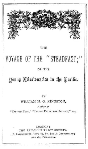 The Voyage Of The Steadfast