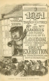 1851: Or, The Adventures Of Mr. And Mrs. Sandboys And Family, Who Came Up To London To Enjoy Themselves, And To See The Great Exhibition - Repressed Publishing - 1