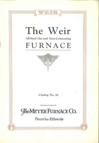 The Weir Furnace