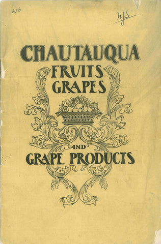 Chautauqua Fruits, Grapes and Grape Products
