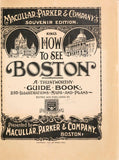 How To See Boston: A Trustworthy Guidebook