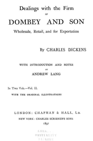 The Works Of Charles Dickens, With Introductions, General Essay, And Notes