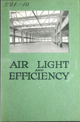Air, Light And Efficiency Showing Influence Of Sash Types And Building Design