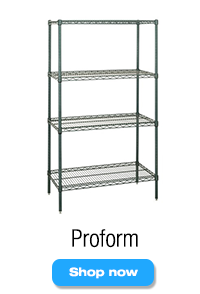 Proform Wire Shelving Units