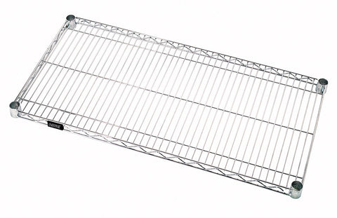 Chrome Wire Shelf Multiple Sizes Available - Shelving Smart