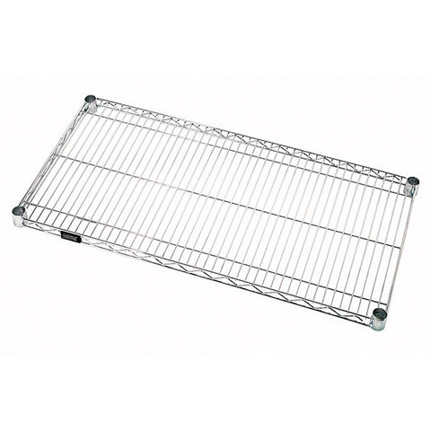 Stainless Steel Wire Shelf Multiple Sizes Available - Shelving Smart