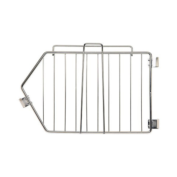 Chrome Wire Basket Divider - Shelving Smart