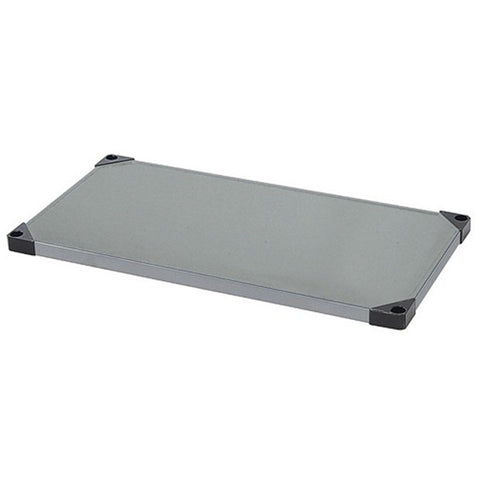 Solid Stainless Steel Shelf Multiple Sizes Available - Shelving Smart