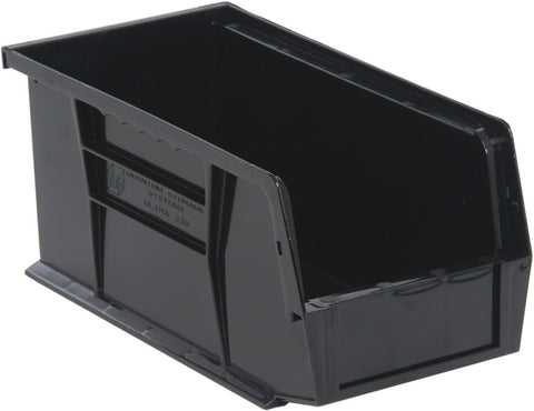 "Ultra Stack & Hang Bin, 10-7/8"" x 5-1/2"" x 5""H Pack of 12 QUS230 - Shelving Smart - 1"