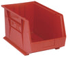 "Ultra Stack & Hang Bin, 18"" x 11"" x 10""H Pack of 4 QUS260 - Shelving Smart - 5"