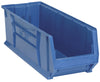 "Blue 30"" Hulk Container, 29-7/8"" x 11"" x 10""H QUS973 Pack of 4 - Shelving Smart - 3"