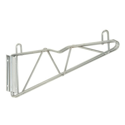 Cantilever Single Shelf Wall Mounts - Shelving Smart