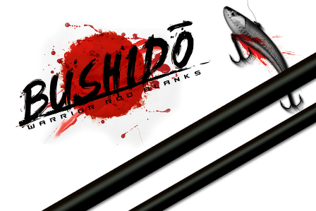 Bushido Dropshot - customrodsupplies
