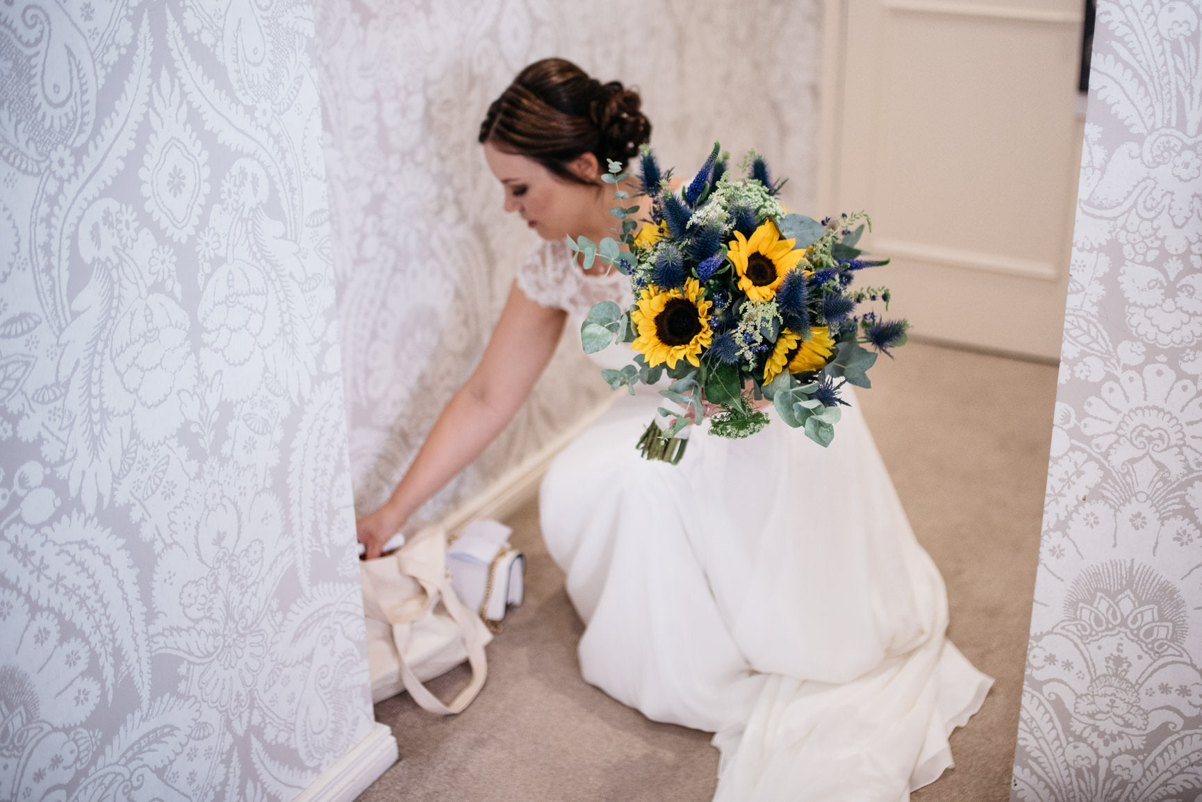 The Carriage Hall Nottinghamshire Wedding Flowers