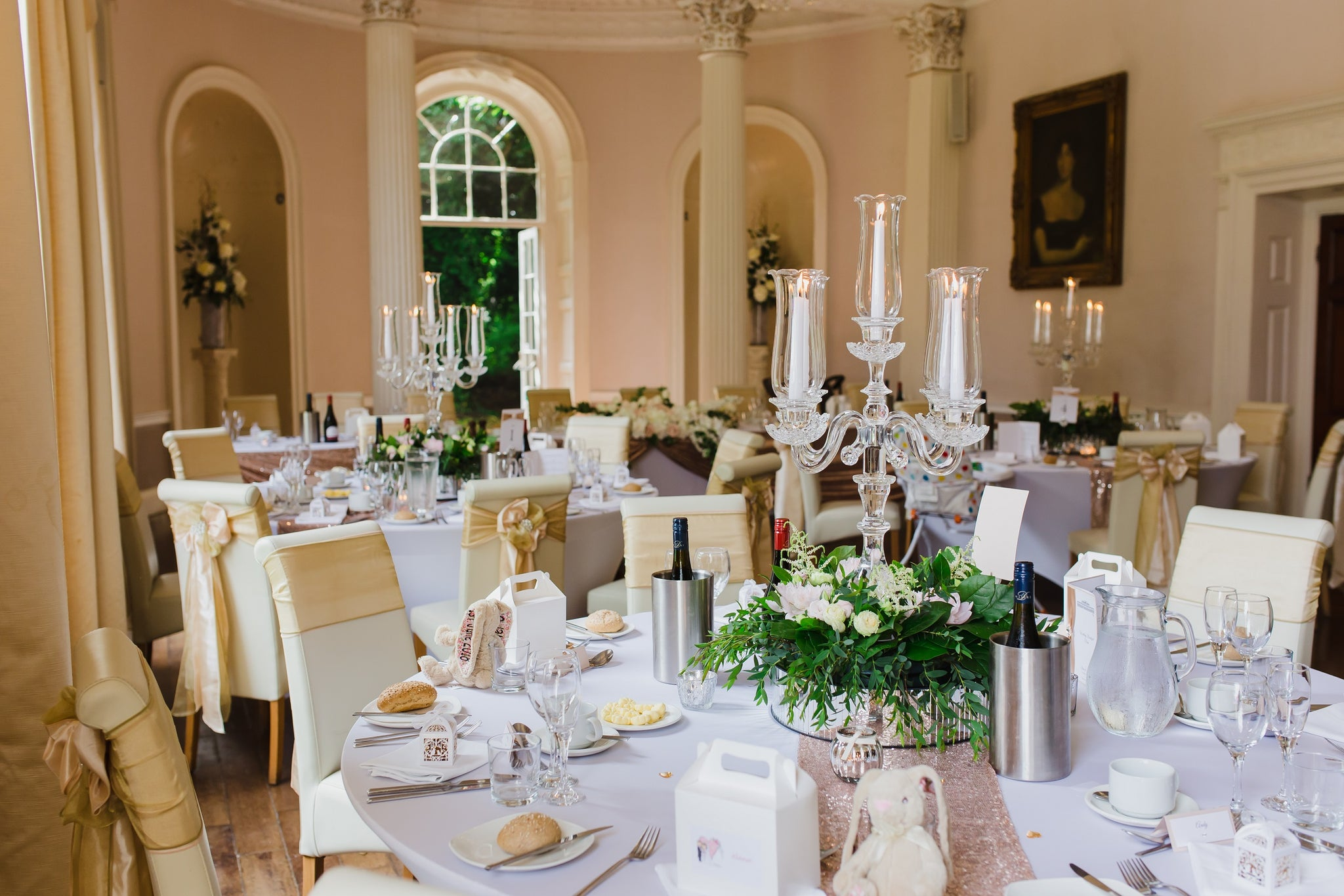 Colwick Hall Weddings Floristry Nottingham