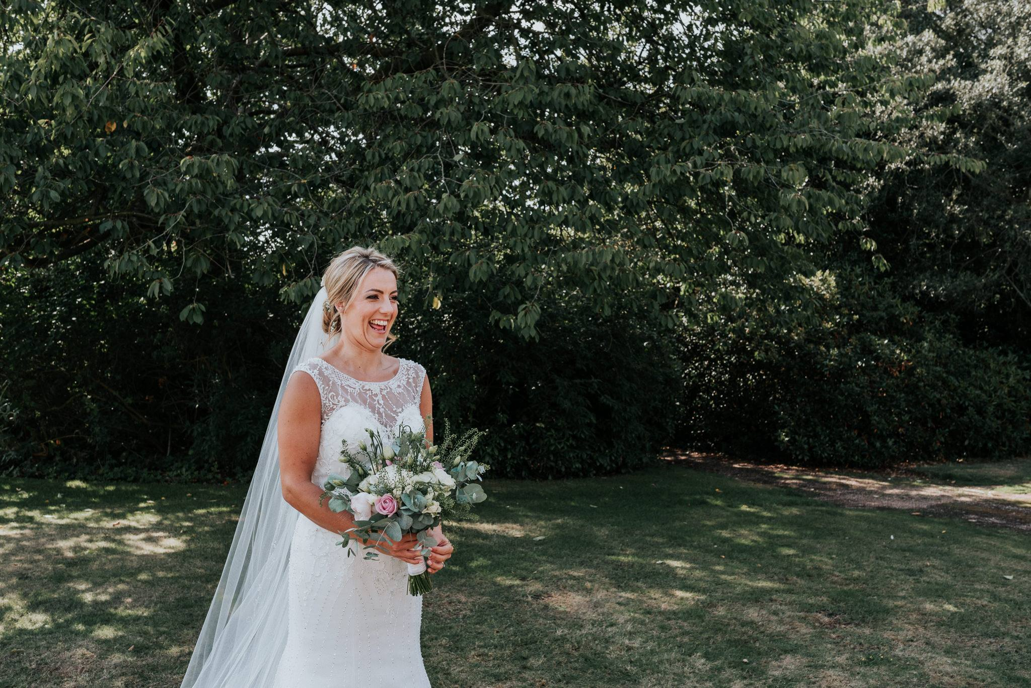 Thrumpton Hall Wedding Florist