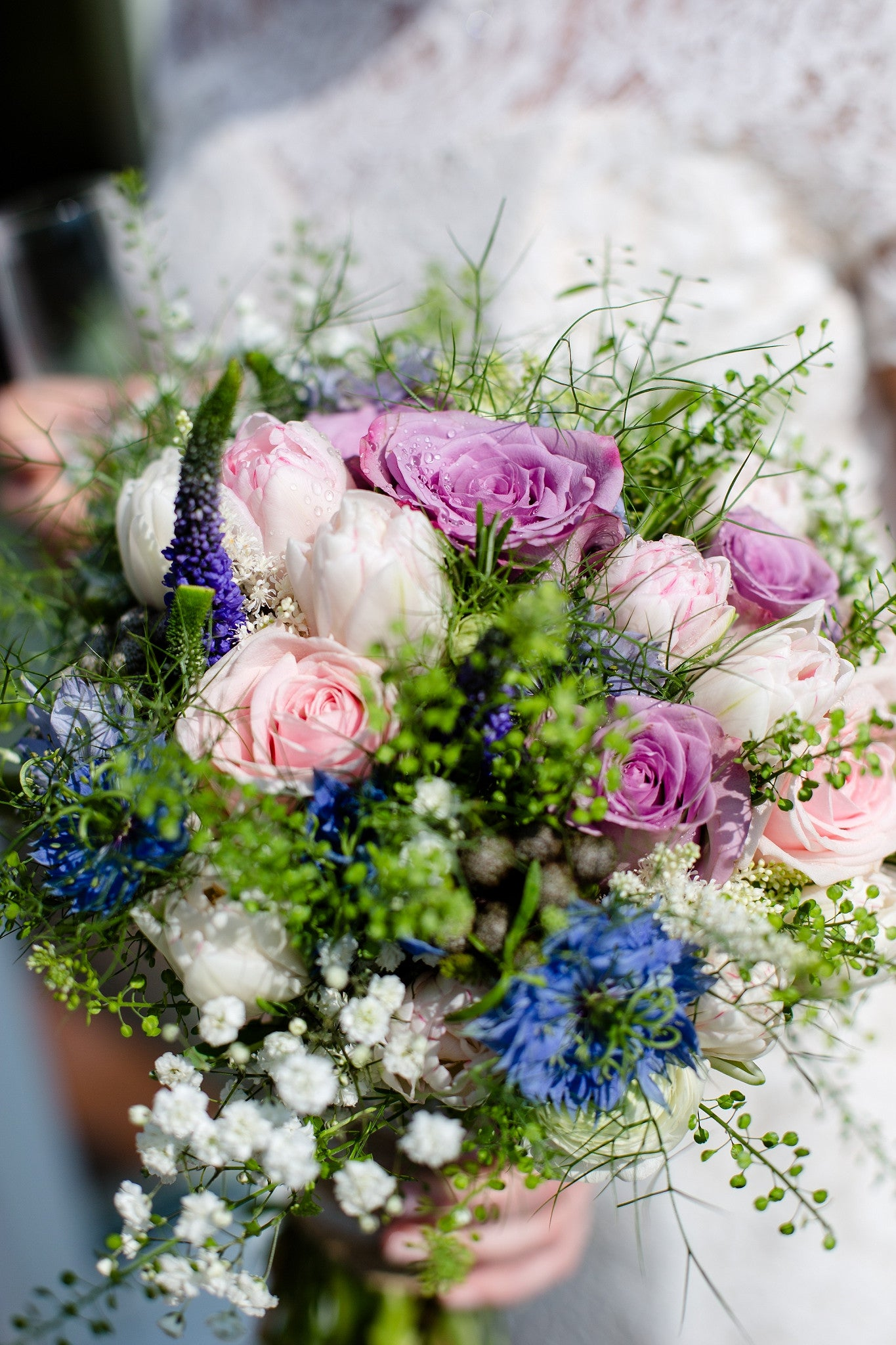 Claire Michael April 2017 Flowers On Main Street Weddings