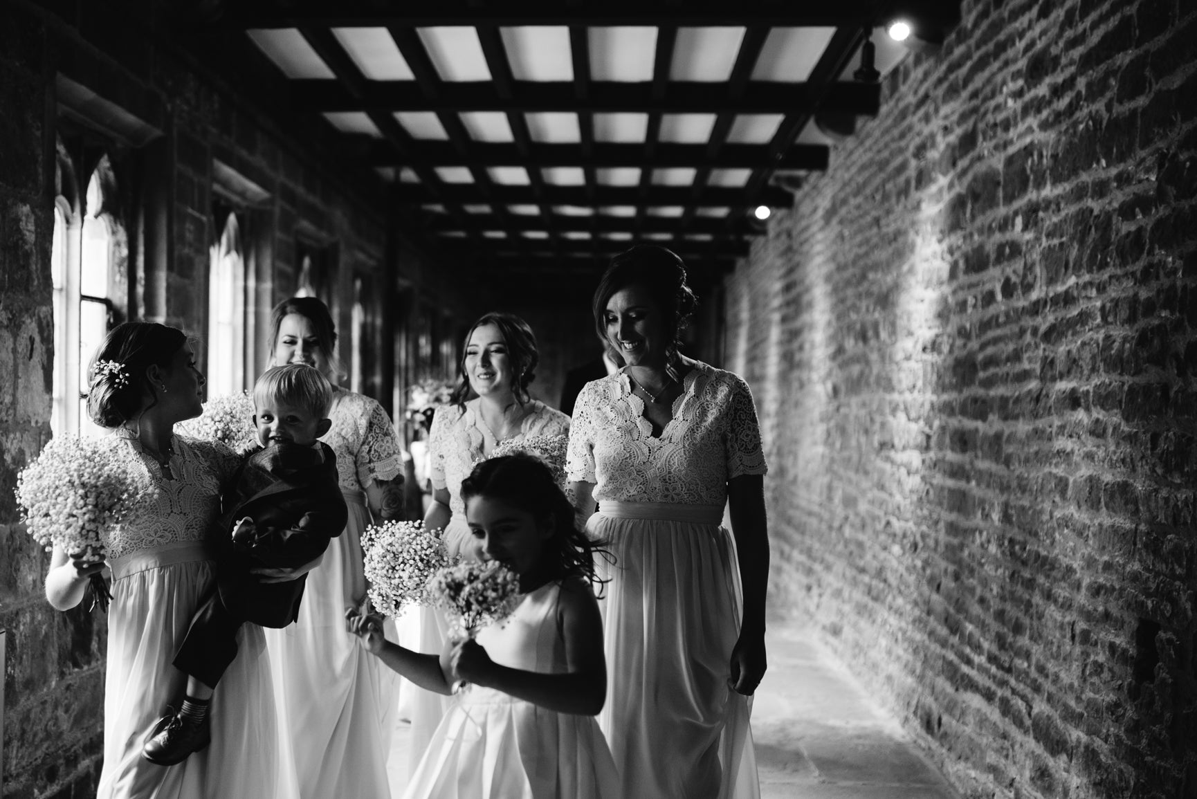 Bridesmaids bouquets Nottinghamshire